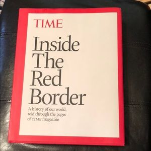 TIME Inside the Red Border brand new big book.